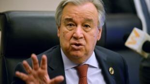 El secretario general de la ONU, Antonio Guterres, pidió el 23 de marzo un alto al fuego para enfrentar la pandemia. Casi dos meses después, el Consejo de Seguridad no llega a un acuerdo para aprobarlo.