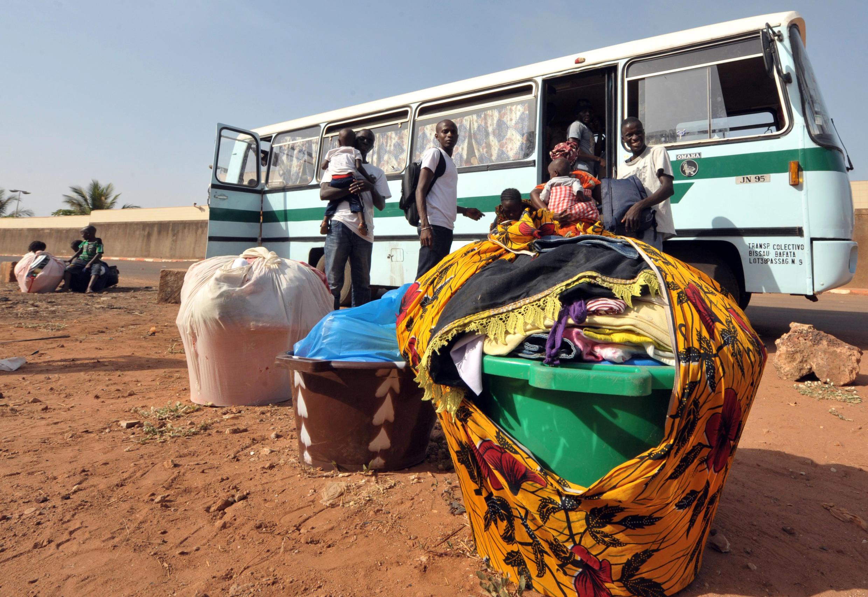 Shughuli za uchukuzi zimenza nchini Guinea Bissau