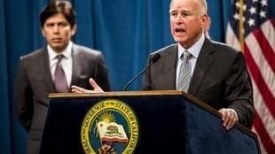 Le gouverneur de Californie, Jerry Brown, a annoncé une série de mesures pour lutter contre la sécheresse.