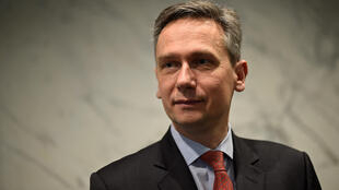 Rio Tinto CEO Jean-Sébastien Jacques resigns 11 Sept 2020_file photo Hannah McKay_Reuters