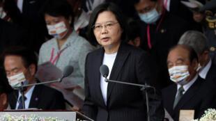 TAIWAN - TSAI ING WEN 2020-12-04T061315Z_1647095987_RC26GK928I9Y_RTRMADP_3_TAIWAN-USA