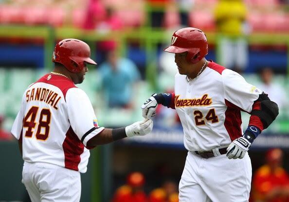 Le baseball fait partie de la culture des Vénézuéliens, bien plus que le football.