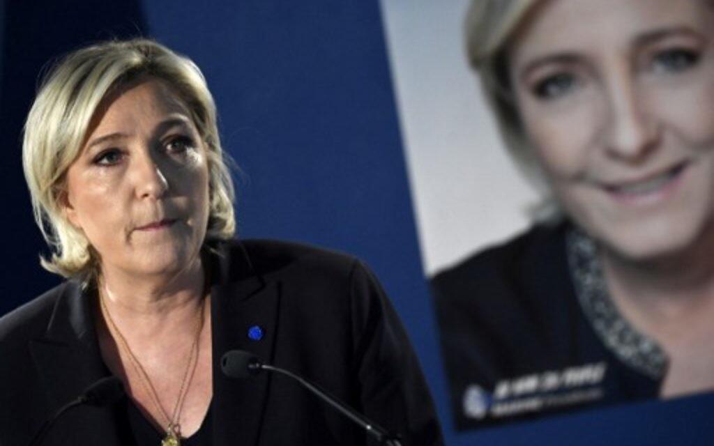 2021-05-11 france politics marine le pen far-right national rally