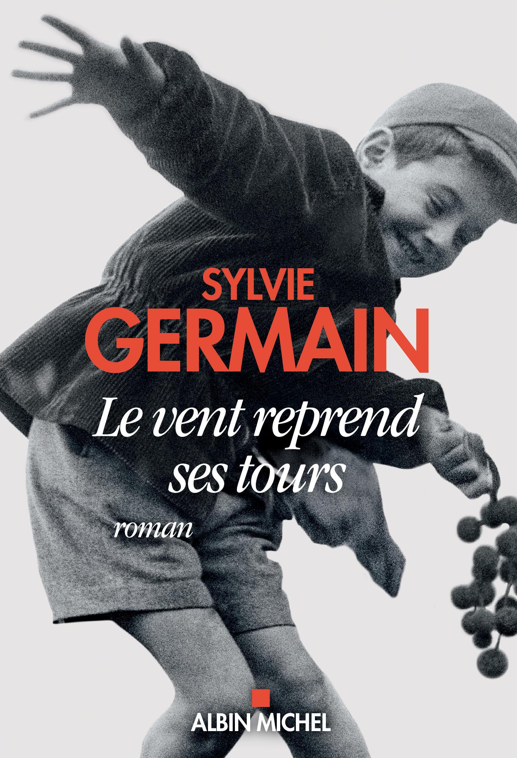 Couverture du nouveau roman de Sylvie Germain