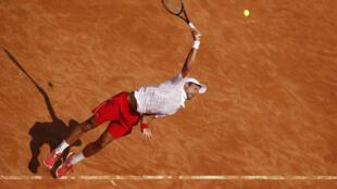 Novak Djokovic has won the Italian Open four times