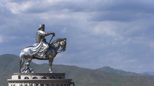 Genghis Khan is Mongolia's most famous historical figure