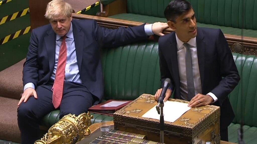 Royaume-Uni: un plan de 33 milliards d'euros pour relancer l'économie post-Covid