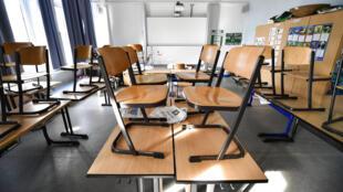 Alemanha escola covid