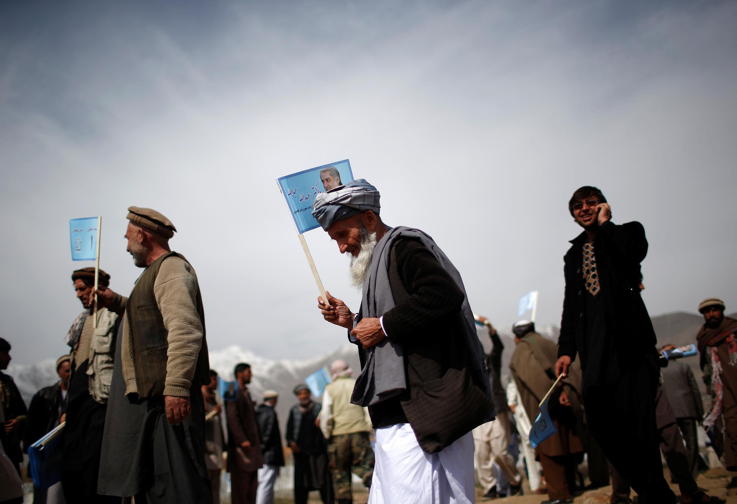Dossier: Afghanistan presidential election 2014