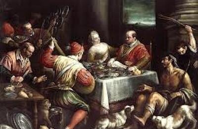 法國中世紀宴會
