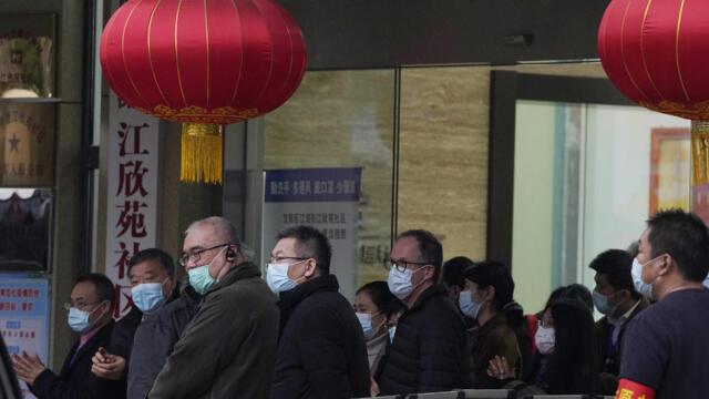华尔街日报称中国拒绝为世卫调查团提供未经处理的数据(photo:RFI)