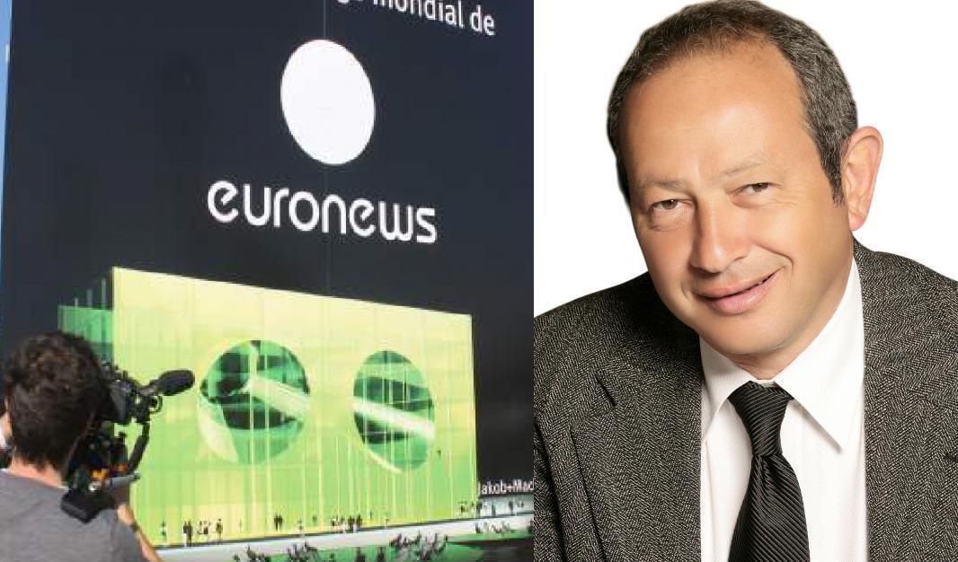 Вероятный покупатель Euronews египетский миллиардер Нагиб Савирис