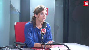 Aurore Bergé sur RFI le 1er juillet 2019.