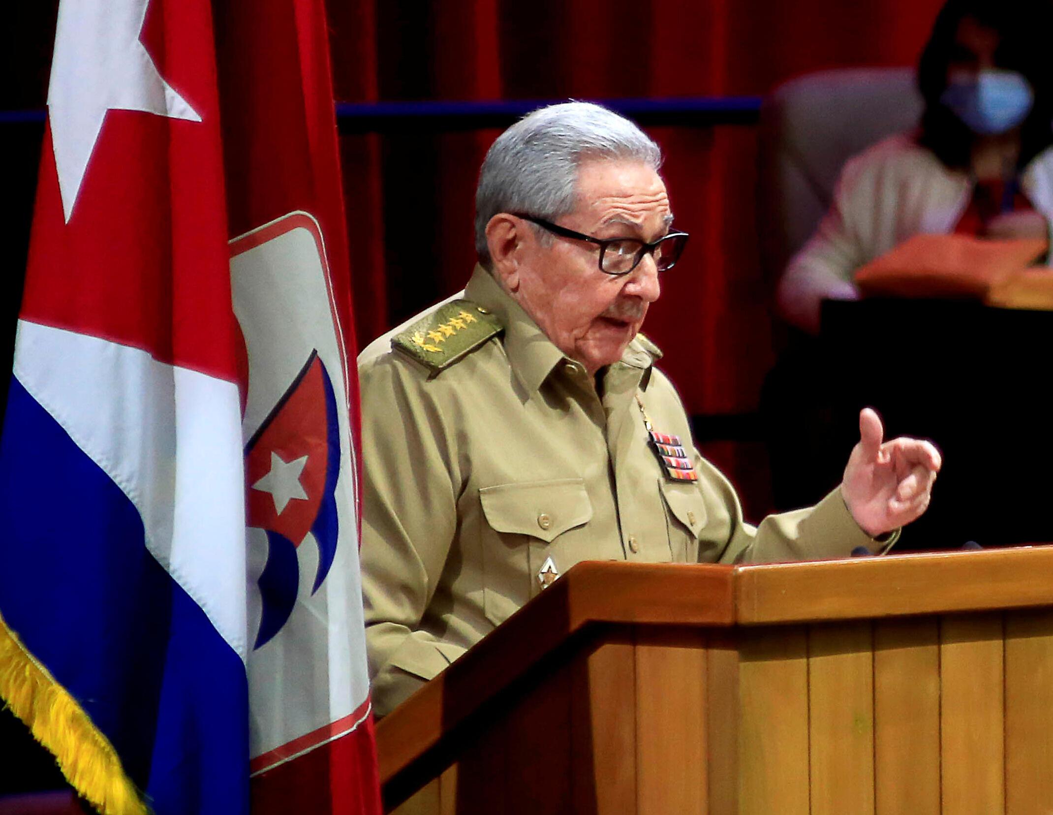 Raul Castro tsohon Shugaban kasar Cuba