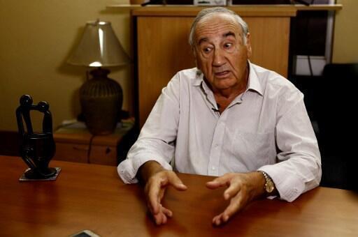 Charles Bonnet, 83 ans, le doyen des archéologues en Suisse, à l'origine des fouilles au Soudan.