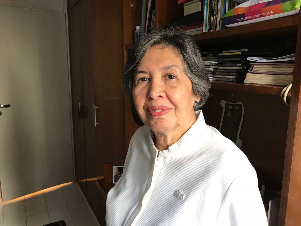 A diretora da Aliança Francesa de Campo Grande, Arlete Saddi Chaves, era estudante na Sorbonne durante o movimento de Maio de 68.