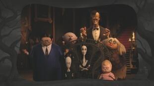 «La famille Addams», de Conrad Vernon et Greg Tiernan.