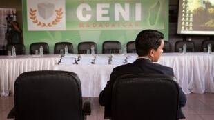 La Ceni a supervisé les dernières élections présidentielles qui a vu la victoire de Andry Rajoelina Rajoelina en 2018. (Illustration).