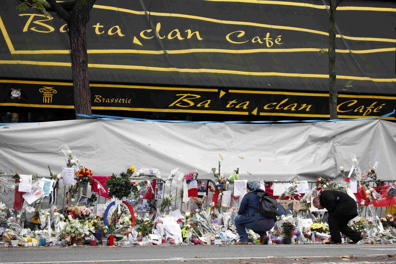 Bataclan,daya daga cikin wurarren da aka kai hari a Paris