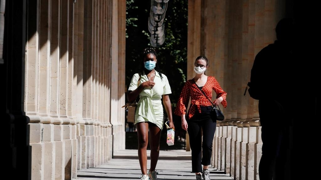 Paris, Marseille move back into Covid-19 'red zone' as infections rise
