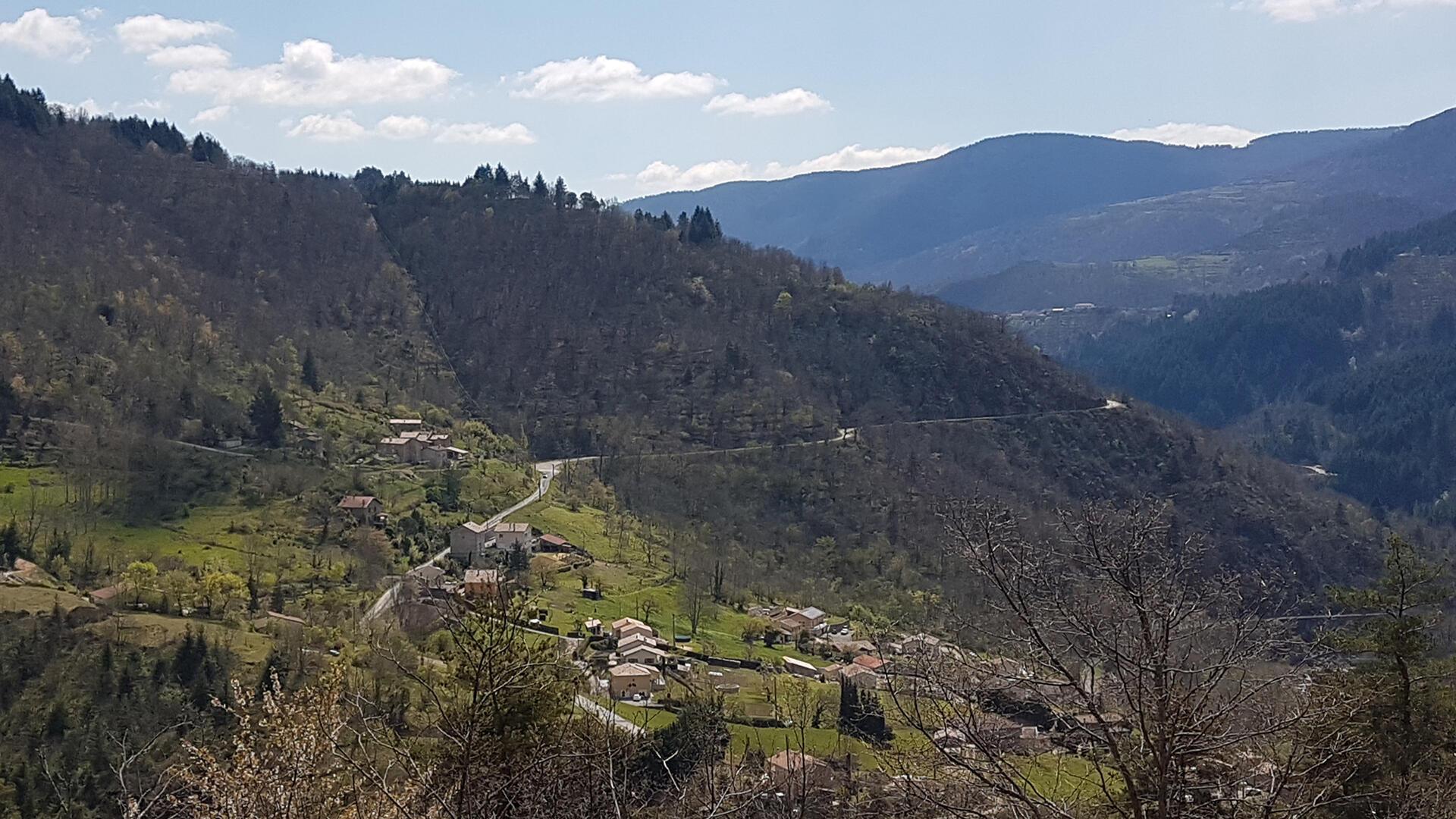 Ardèche - Grand reportage - Montagnes - paysages