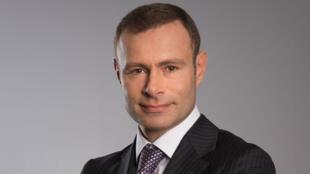 Raphaël Gorgé, PDG du groupe Gorgé.