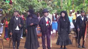 Tchiloli em São Tomé e Príncipe