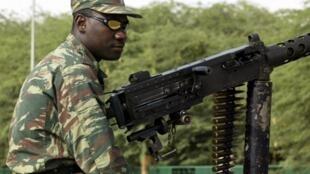 Мавританский солдат.