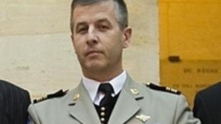 Colonel Jean-Luc Cotard.