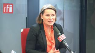 Valérie Rabault sur RFI le 29 octobre 2019.