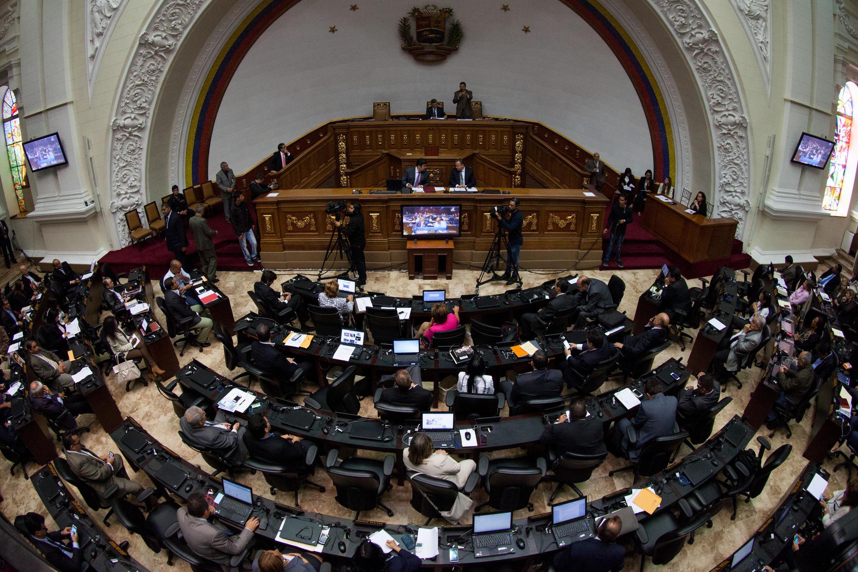Phe đối lập với tổng thống Maduro đã kiểm soát Quốc Hội Venezuela từ cuộc bầu cử cuối năm 2015.