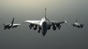 French Rafale jets