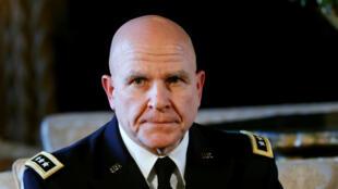 美国前国家安全顾问H·R·麦克马斯特