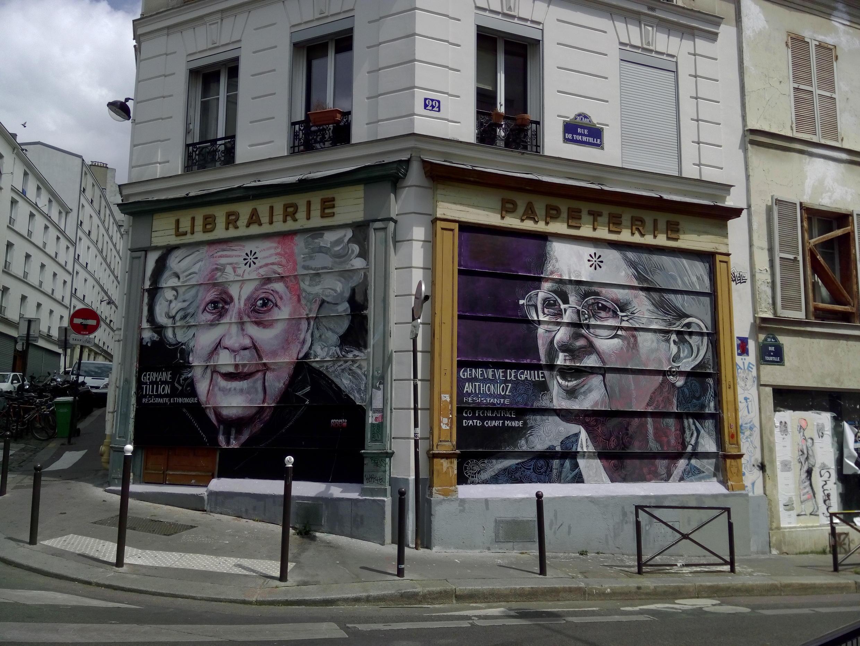 Una de las bellas zonas en Belleville a las que no hay que ir en París (o 'no go zones')
