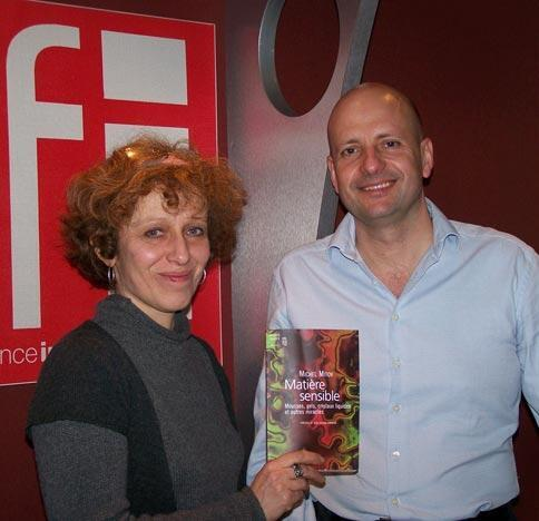 Caroline Lachowsky, Michel Mitov