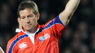 Alain Rolland will oversee the refereeing at the 2019 rugby world cup.
