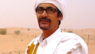 L'ancien commissaire mauritanien aux droits de l'homme, Mohamed Lemine Ould Dadde.