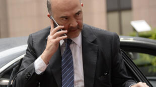 The former French economy minister Pierre Moscovici was targeted by the NSA, according to the latest WikiLeaks documents