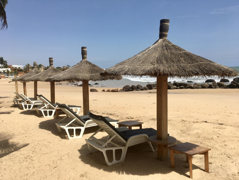 Une plage sénégalaise (image d'illustration).