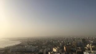 Dakar, la capitale sénégalaise, plongée dans la pollution jusqu'à mardi.