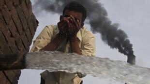 Ấn Độ đứng hàng thứ tư phát thải khí gây hiệu ứng nhà kính.