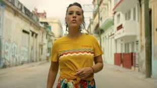Певица Zaz в клипе «Qué Vendrá» (2018)