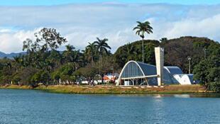 Conjunto arquitetônico da Pampulha, de Niemeyer, é a proposta brasileira.