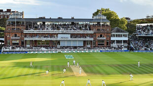 Summer delight: Lord's Cricket Ground