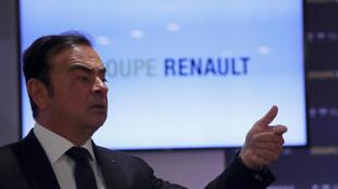 O conselho de administração da Renault deu aval para um novo mandato do presidente-executivo, o franco-brasileiro Carlos Ghosn.