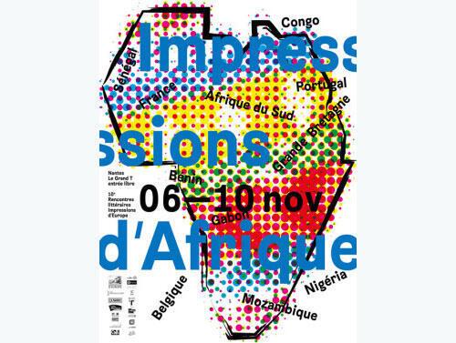 10èmes rencontres littéraires « Impressions d'Afrique ».