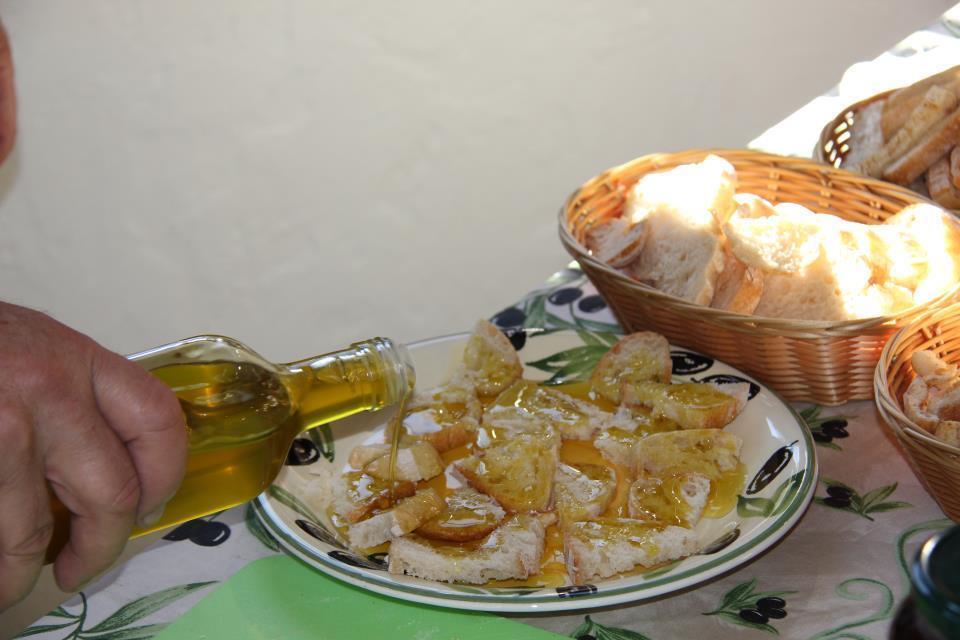 Лучший способ дегустации оливкового масла - бриссауда