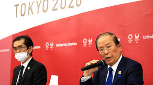 Local media reported that the new Tokyo 2020 president could be named before the end of the week