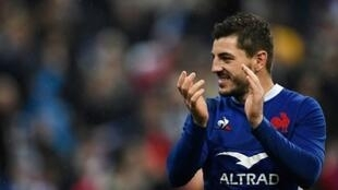 Anthony Bouthier has been one of the stars of Fabien Galthié's rejuvenated France side.