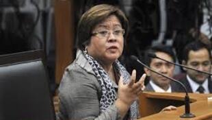Bộ trưởng Tư pháp Philippines Leila de Lima tham dự cuộc điều trần tại Tòa án Trọng tài Thường trực LHQ - DR
